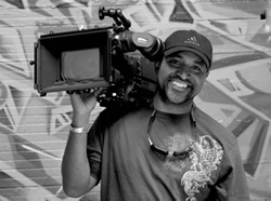Tony Hardmon, Co-Director/Co-Producer and Cinematographer