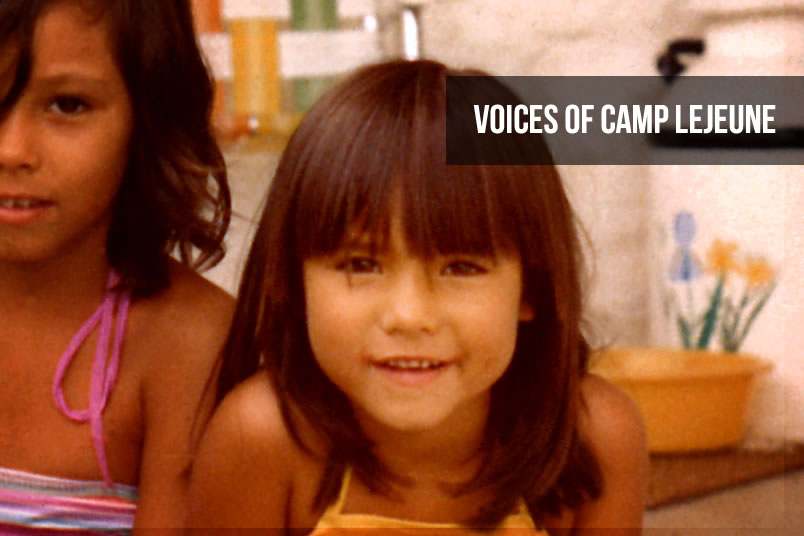 Voices of Camp Lejeune